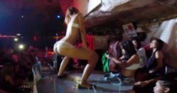 Dirty Dancing at Lucifers Disko