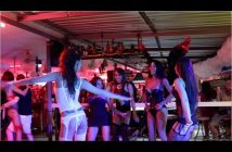 Sensations bar Pattaya Ladyboys