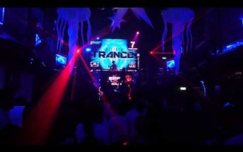 Trance Night at the Club Pier in Pattaya