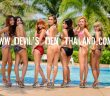 Devils Den Pattaya summer video shoot