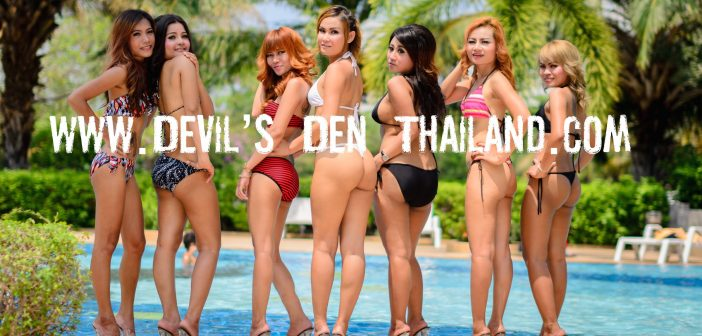 Devils Den Pattaya Summer Shoot