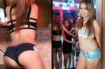 Sexy Girls at the Ruby Club Pattaya