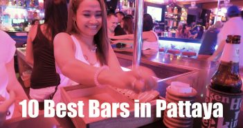 Top ten bars in Pattaya, Thailand