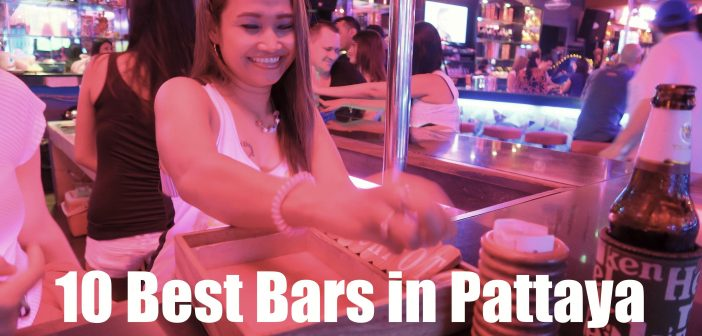 Top 10 Pattaya Bars