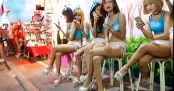Pattaya Walking Street July 2016