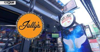 Jollys Piss Stop Bar and Restaurant