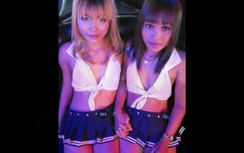 Girls at Windmill Club Pattaya