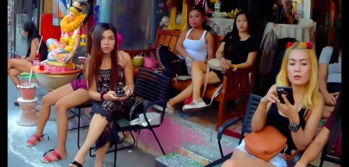 Massage Parlors in Pattaya