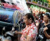 Songkran 2019 Celebration in Soi 6, 7 and 8